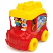Autobuz Mickey Cu Cuburi