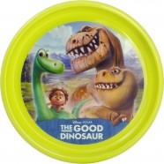 Farfurie Plastic Bunul Dinozaur Lulabi 8005901, Verde