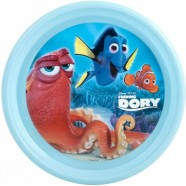 Farfurie Plastic Finding Dory Lulabi 8007001, Albastru