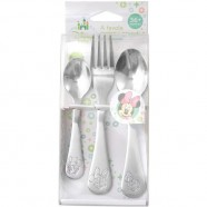 Set Tacamuri Inox Minnie Lulabi 9025200