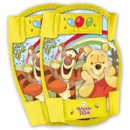 Set protectie Cotiere Genunchiere Winnie The Pooh  Disney Eurasia 35401