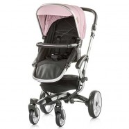 Carucior Chipolino Angel 3 In 1 Pink Mist