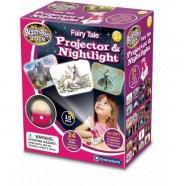 Lampa De Veghe Si Proiector Imagini Din Basm Brainstorm Toys E2051