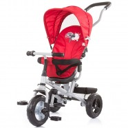 Tricicleta Cu Copertina Si Sezut Reversibil Chipolino Maxride Red