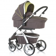 Carucior Chipolino Up & Down 3 In 1 Truffle